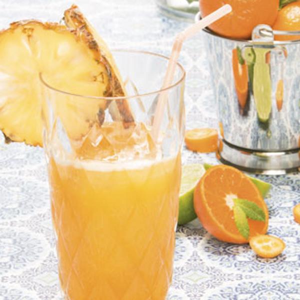 PowerSlim Drank ananas sinaasappel