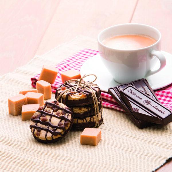 PowerSlim Toffee chocolate cookie