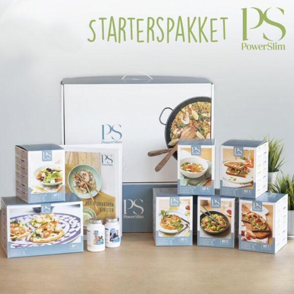 Powerslim Starterspakket