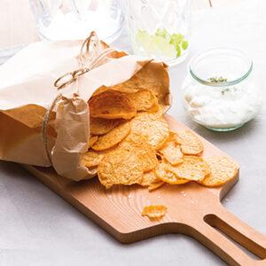 PowerSlim Hartige snacks Chips barbecue