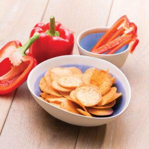 PowerSlim Hartige snacks Sweet paprika chips